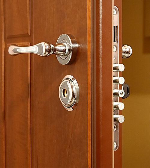 puertas acorazadas mostoles